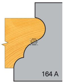 OMAS 394 Pair of Profile Limiters 164A