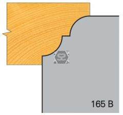 OMAS 394 Pair of Profile Limiters 165B
