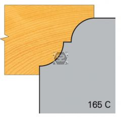 OMAS 394 Pair of Profile Limiters 165C