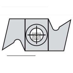 OMAS  Carbide Grooving Insert B=5 Special
