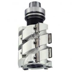 OMAS 625E Milling & Rebate Head D=100 L=115 HSK63F