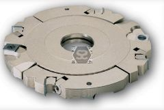 OMAS Adjustable Groover d=31.75 D=140 Z=4 V=4 B=31