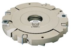 OMAS Adjustable Groover d=50 D=160 Z=4 B=12.5-22