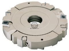 OMAS Adjustable Groover d=1 1/4  D=160 Z=4 B=21-37