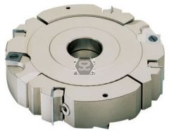 OMAS Adjustable Groover d=31.75 D=160 Z=4 B=31-57