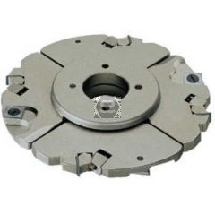 OMAS Adjustable Groover d=40 D=250 Z=4 V=4 B=8-15.