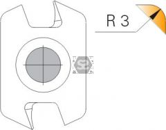 Edgebreaker - R=3