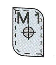 OMAS K427 Spare Knife M100