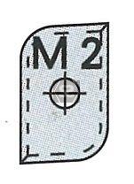 OMAS K427 Spare Knife M200