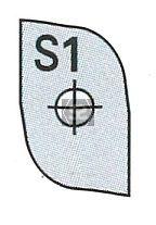 OMAS K427 Spare Knife S100
