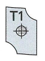 OMAS K427 Spare Knife T100