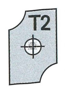 OMAS K427 Spare Knife T200