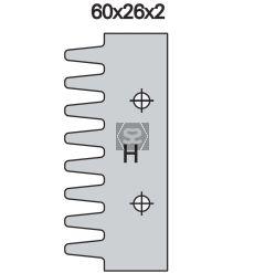 OMAS K48028H000 Spare Blade [ea]