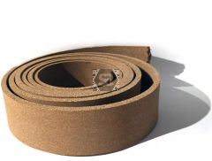 60mm Wide Rubber Cork /m