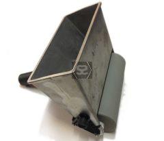 Pizzi 0051 180mm Grey Hand Glue Spreader