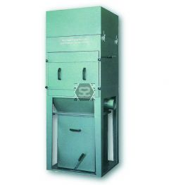 P&J 7.5M Fine Dust Extractor - Enclosed 1.5Kw 3ph