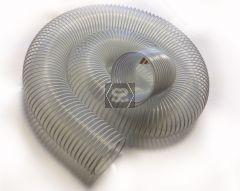 PVC Flexible Dust Extraction Hose L=3m D=127 mm
