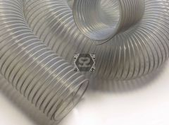 Flexible PVC Extraction Ducting L=15m D=152 mm