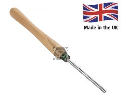 "RECORD 103550 3/8"" Spindle Gouge (12"" Handle)"