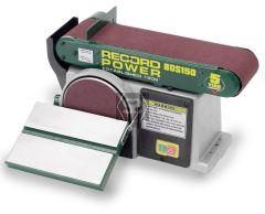 Record Power BDS150 Belt & Disc Sander