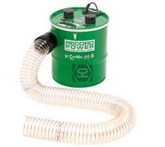 "RECORD CGV286-4 CamVac 36L 2000w Vacuum with 4"" In"