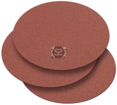 RECORD DS300/G2-3PK 300mm 80 Grit 3 Pack of Self A