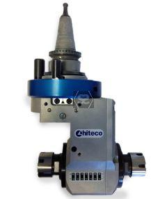 Hiteco TwinPro CNC Lock Aggregate Biesse ISO30