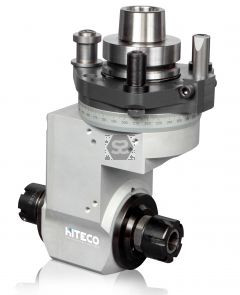 Hiteco TwinPro CNC Door Lock Aggregate SCM HSK 3p