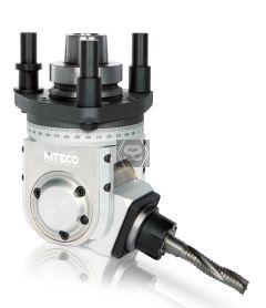 Hiteco TILT CNC Router Aggregate Biesse HSK