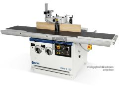 SCM TI120 CLASS Tilting Spindle Moulder