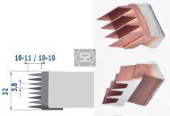 Stark Spare HSS Finger Joint Knife 10-10