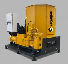 Salvamac Heavy Duty Briquetting Press 50kg/h