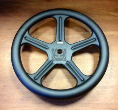 400mm Dia Stenner Handwheel GN25257 d24mm