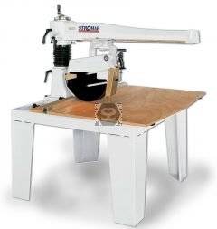 Stromab RS92  Radial Arm Crosscut Saw Bench