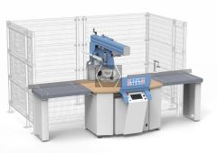 Stromab US30 550mm Automatic Radial Arm Saw