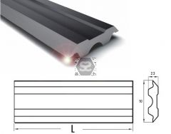 TC Planer Blade for Tersa System L=520