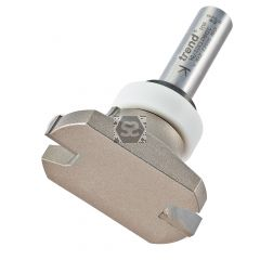 TREND 90/20X12MMTC Bull Nose Combi 12.7 Rad,S=12.0