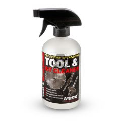TREND CLEAN/500 Tool & Bit Cleaner 532ml
