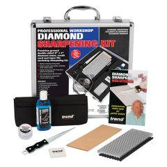 Trend DWS/KIT/F Diamond Sharpening Workshop Kit