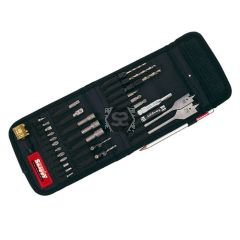 TREND SNAP/TH1/SET Snappy Tool Holder 30 Pc Bit Se