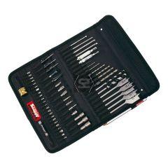TREND SNAP/TH2/SET Snappy Tool Holder 60 Pc Bit Se
