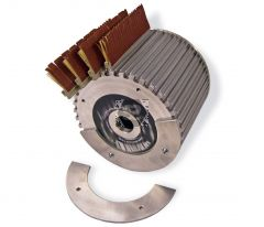 Profile Sanding Strip Hub D=180 L=140 36 Slots