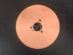 Vertongen PECO-KTH-001 Round Backing Disc