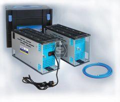 Wegoma EVS-S Electric Vacuum Clamp Set