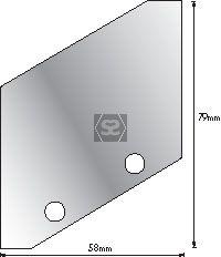 Whitehill 30 Deg Angled Limiter pair