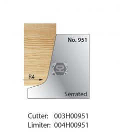 Whitehill Serrated Cill Cutters [pr]  no.951
