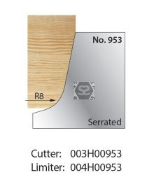Whitehill Serrated Cill Cutters [pr]  no.953