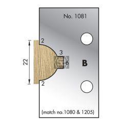Whitehill Cutter no.1081