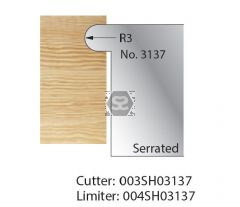 Whitehill Serrated Cutter no.3137 Cutter  [pr]