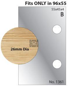 Whitehill 26mm Dowel Limiter 1361
